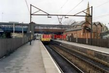 PHOTO  1989 GUIDE BRIDGE RAILWAY STATION A STALYBRIDGE-STOCKPORT SHUTTLE SERVICE