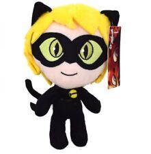Miraculous Cat Noir Plüschfigur Plüsch Kuscheltier Puppe Stofftier Teddy 24cm