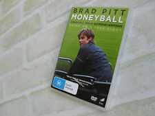 MONEYBALL - BRAD PITT - REGION 4 PAL DVD