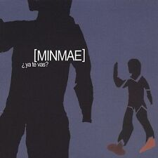 Minmae-Ya Te Vas  CD NEW