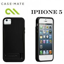 Case-Mate POP Hard Case Snap Cover w/KickStand for iPhone 5 iPhone SE / 5S BLACK