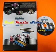 DVD LUCKY BREAK + LIBRO copertina morbida 64 pg di foto colori   no mc lp (D4)