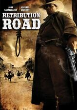 Retribution Road (DVD, 2009) John Castellanos, Michael Gregory BRAND NEW SEALED!