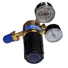 Régulateur d'oxygène 2 gauge, un seul étage