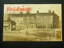Moorhead Sheffield, Angel Inn, Sheffield, JWM Postcard