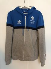 Adidas Originals Team GB Great Britain Hoodie X-SMALL/SMALL London Olympics 2012