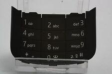 ORIGINALE Nokia 6710 Navigator numeri TASTIERA TASTI NERO Tappetino Numeric feature...