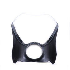 Windshield Guard Front Headlight Fairing For Universal Harley Dyna Wide Glide