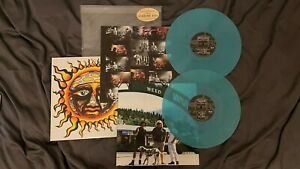 Sublime 40 oz To Freedom LP (Colored Vinyl) Limited Edition Glow In The Dark