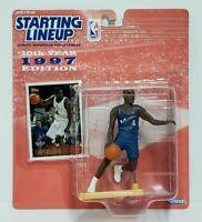 CHRIS WEBBER - Washington Wizards Starting Lineup SLU 1997 NBA Figure & Card NEW