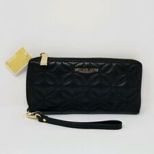 Michael Kors Women's Quilted Wallet Leather Wristlet - NWT