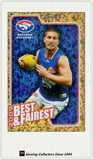 2010 AFL Herald Sun Trading Cards Best & Fairest BF16 Matthew Boyd (Bulldogs)
