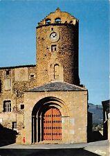 B50451 Molitg-les-Bains Le clocher et le parche de l`eglise du viex  france