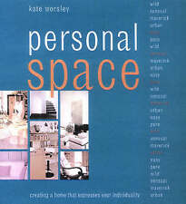 Personal Space, Worsley, Kate, Very Good Book