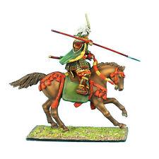 First Legion: SAM023 Mounted Samurai Charging with Yari and Jinbaori Takeda Clan