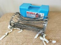 """Wintertrac LT Light Truck Vehicle Tire Traction Cables 15"""" 16"""" 17"""" Snow Chains"""