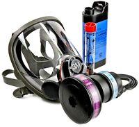 3M Powerflow Face-Mounted Powered Air Purifying Respirator (PAPR) MEDIUM 6800PF