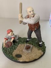 """Norman Rockwell Figurine """"Batter Up� Young And Heart Collection. 1992"""
