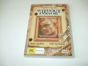 Without Honor - DVD **Free Postage** Peter Kastner