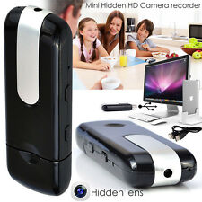 Mini HD Camcorder U8 USB Disk Camera DVR Motion Detect Digital Video Cam Record