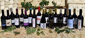 neu damisch spanisch iberische Rotwein Probierpaket 16x0,75l+ Bonus 2x Portugal