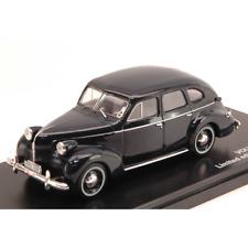 VOLVO PV60 1947 BLUE 1:43 Triple 9 Auto Stradali Die Cast Modellino