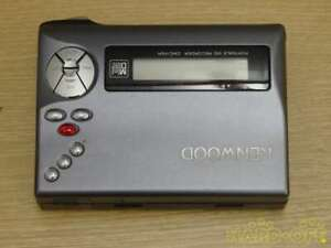 KENWOOD Portable MD Player DMC-F5R From Japan