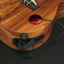 Acoustic Piezo Contact Microphone Pickup Fr Guitar Violin Banjo Mandolin Ukulele