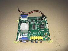 HD Video Converter Board CGA/EGA/YUV/RGB a VGA Monitor De Lcd Crt CRT-9 Arcade