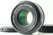 [N Mint] Nikon AI-S nikkor 50mm f/1.8 standard MF Pancake lens From Japan