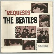 THE BEATLES - REQUESTS...MONO EP...Made In NewZealand NZ