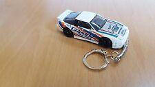 Diecast Nissan 180SX Type X White Toy Car Keyring NEW