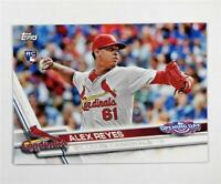 2017 Topps Opening Day #165 Alex Reyes RC - NM-MT