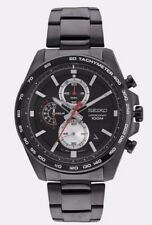 Seiko Chronograph 100m Men's Watch SSB283P1