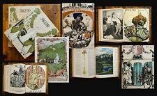 1903 Jugend Hirth Ostini Wochenschrift VIII. Jahrgang 2 Bände 52 Hefte