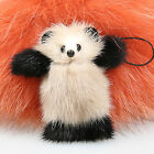 Mink Teddy Bears Cute accessory Real Mink Fur accessory Fur accessory