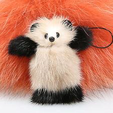 Mink Teddy Bears Cute accessory Real Mink Fur accessory Fur accessory