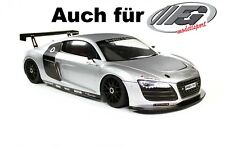 Audi R8 Karosserie lackiert, 1:5 mit 530er Radstand - y1516 - body shell painted