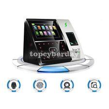 Biometric Face Reader Fingerprint Access Attendance Time Clock Zkteck Iface702
