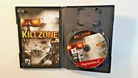 KILLZONE Sony PlayStation 2 PS2 Complete CIB VERY Fast Ship World!