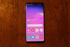 Samsung Galaxy S10 128Gb Prism Black (Verizon) Galaxy Watch Lte & Accessories