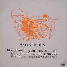 Machine Gun by the Peter Brotzmann Octet de Free Music Production (FMP 0090)