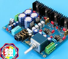 2015 Latest headphone amplifier kit reference to Beyer dynamic A amp