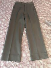 Original WWII 1944 US Army Officers Pinks Pants Trousers  A+ CONDITION 31 W Reg