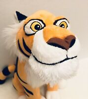 "Disney Collection Aladdin Rajah Jasmine's Tiger Plush 13"""
