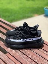Adidas Yeezy Boost 350 v2 Black White Oreo Kanye West Size 8