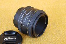 Nikon AF-D Nikkor 50mm 1:1,8 für D80 D90 D200 D300 D700 D800