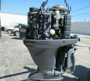 "2006 Yamaha Outboard Motor F115TLR 115HP 4 Stroke 20"" FOR Parts or Rebuilding"