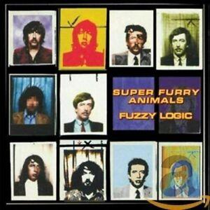 SUPER FURRY ANIMALS : FUZZY LOGIC (2CD ALBUM) DIGIPAK NEW SEALED