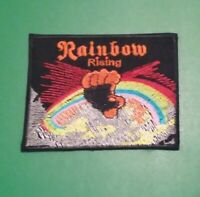 Rainbow Patch Punk Rock Heavy Metal Pop Music Sew/Iron On Badge